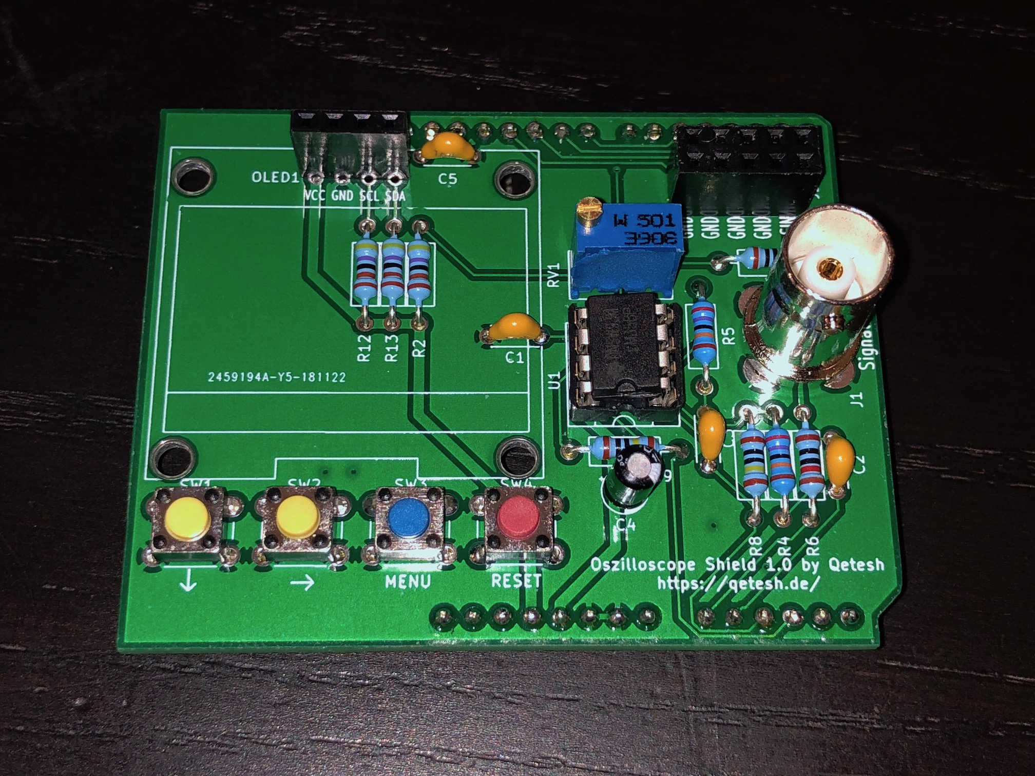 V1 Soldered Shield